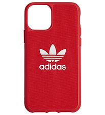 adidas Originals Cover - iPhone 11 - Scarlet m. Logo