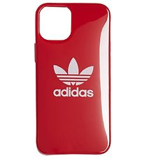 adidas Originals Cover - iPhone 12 Mini - Scarlet m. Logo