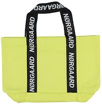 Mads Nørgaard Shopper - Recycled Boutique - Lime