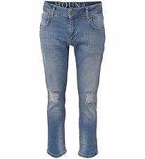 Hound Jeans - Straight - Trashed Blue