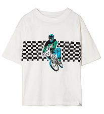 Finger In The Nose T-shirt - King - Off White BMX