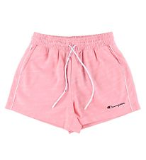 Champion Fashion Shorts - Rosa m. Logoer