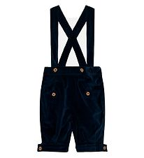 Hust and Claire Shorts m. Seler - Velour - Hanibal - Navy