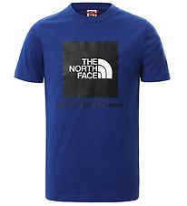 The North Face T-shirt - Box - Bolt Blue