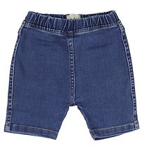 Gro Shorts - Nelle - Mid Blue