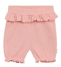 Hust and Claire Shorts - Rib - Halo - Rosa