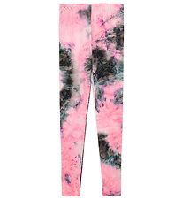 Grunt Leggings - Lupa Batic - Grå/Rosa