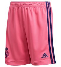 adidas Performance Fodboldshorts - Real Madrid - Pink