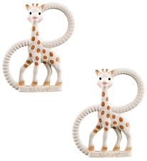 Sophie la Girafe Bideringe - 2-pak - Soft/Very Soft - So Pure -