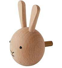 OYOY Knage - Mini - Rabbit - Natur
