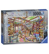 Ravensburger Puslespil - 1000 Brikker - The Fantasy Toy Shop