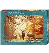 Heye Puzzle Puslespil - Stags - 1000 Brikker