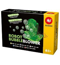 Alga Science - Robot Bubble Blower