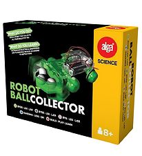 Alga Science - Robot Ball Collector
