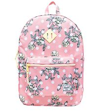 Herschel Rygsæk - Heritage Youth X-Large - Polka Floral Poeny