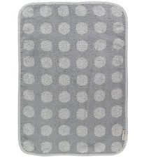 Leander Topper - Matty - 45x65 - Cool Grey m. Prikker