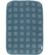 Leander Topper - Matty - 45x65 - Dusty Blue m. Prikker