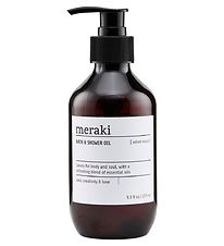 Meraki Bath & Shower Oil - Velvet Mood - 275 ml