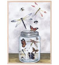 Thats Mine Plakat - 21x30 - Glass Jar Treasures
