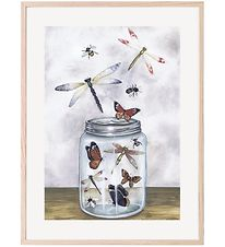 Thats Mine Plakat - 30x40 - Glass Jar Treasures