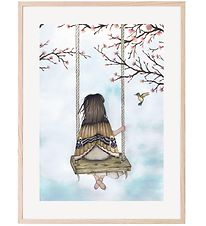 Thats Mine Plakat - 30x40 - Wondering Fairy Girl