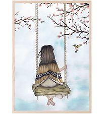 Thats Mine Plakat - 21x30 - Wondering Fairy Girl