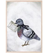 Thats Mine Plakat - 21x30 cm - Love Dove Letter