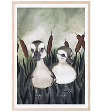 Thats Mine Plakat - 50x70 cm - Duck Friends