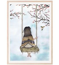 Thats Mine Plakat - 50x70 cm - Wondering Fairy Girl