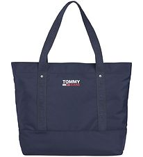Tommy Hilfiger Shopper - Tote - Navy