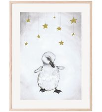 Thats Mine Plakat - 30x40 cm - The Beautiful Duckling