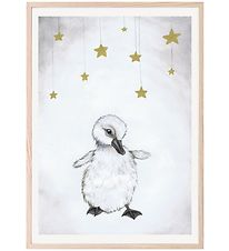 Thats Mine Plakat - 50x70 cm - The Beautiful Duckling