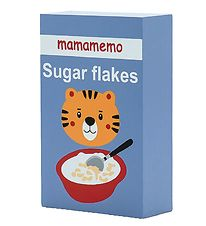 MaMaMeMo Legemad - Træ - Sugar Flakes