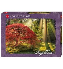 Heye Puzzle Puslespil - 1000 Brikker - Guiding Light