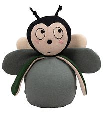 Filibabba Tumling - Balder The Bug - 18x20 cm - Pine Green