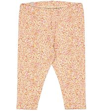 Wheat Leggings - Jersey - Moonlight Flowers
