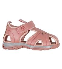 Color Kids Sandaler - Ash Rose m. Velcro