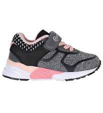 Color Kids Sko - Sporty - Ash Rose m. Velcro