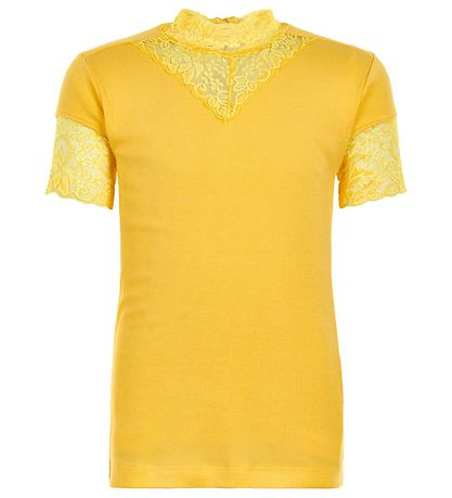 The New T-shirt - Olace - Primrose Yellow