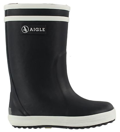 Aigle Gummistøvler m. For - Lolly Pop Fur - Mørk Navy