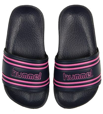 Hummel Badesandaler - Pool Slide - Navy