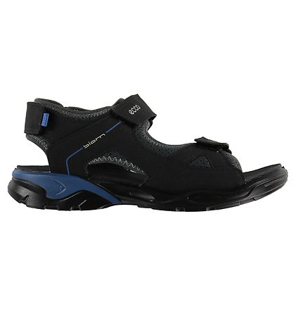 Ecco Sandaler - BIOM Raft - Black/Dark Shadow