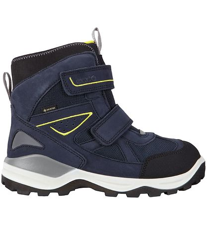 Ecco Vinterstøvler - Snow Mountain - Gore-Tex - Night Sky