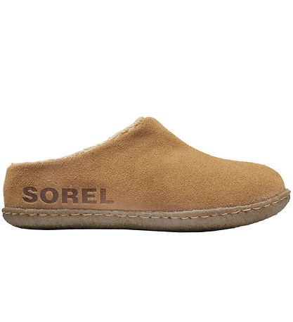 Sorel Hjemmesko - Youth Falcon Ridge - Camel Brown