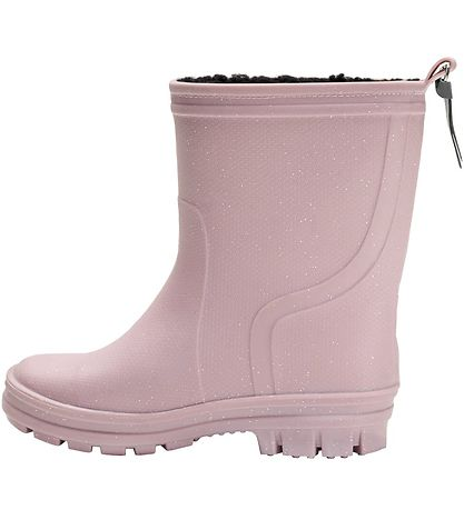 Hummel Gummistøvler m. For - Thermo Boot Jr - Deauville Mauve