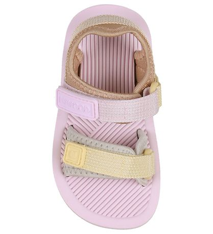Liewood Sandaler - Monty - Light Lavender Multi Mix