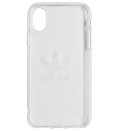 adidas Originals Cover - Rugged - iPhone X/XS - Clear