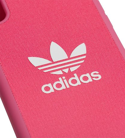 adidas Originals Cover - Trefoil - iPhone XR - Shock Pink