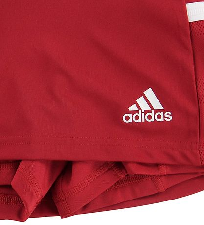 adidas Performance Nederdel - T19 - Power Red