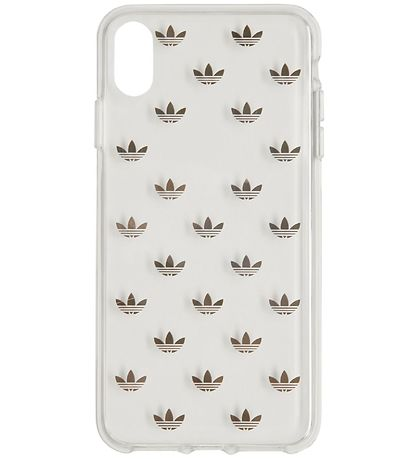 adidas Originals Cover - Trefoil - iPhone XS Max - Rosegold